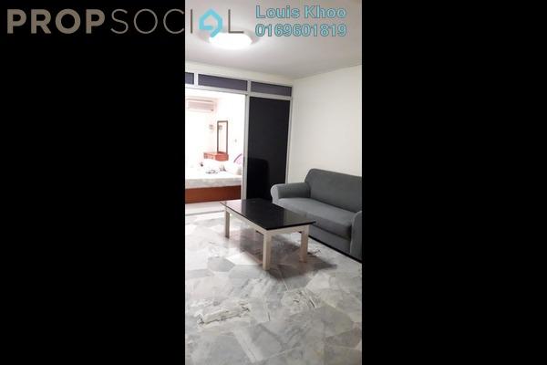 For Rent Condominium at Mutiara Villa, Bukit Ceylon Freehold Fully Furnished 1R/1B 1.6k