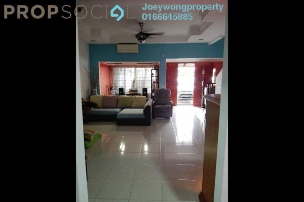 Terrace For Sale in USJ 14, UEP Subang Jaya Freehold Semi Furnished 4R/3B 800k