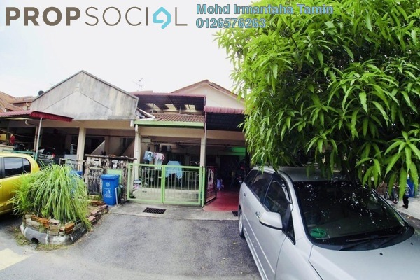Townhouse For Sale in Puncak Perdana, Shah Alam Freehold Semi Furnished 3R/2B 360k