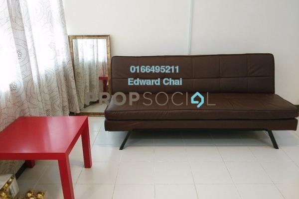 SoHo/Studio For Rent in Ritze Perdana 1, Damansara Perdana Freehold Fully Furnished 0R/1B 1.2k