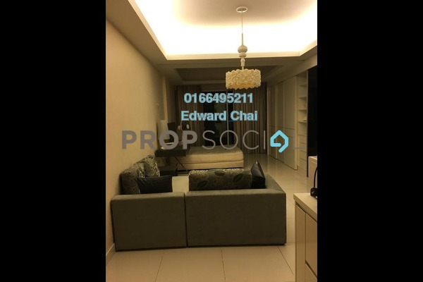Serviced Residence For Rent in Carlton, Sri Hartamas Freehold Fully Furnished 0R/1B 1.8k