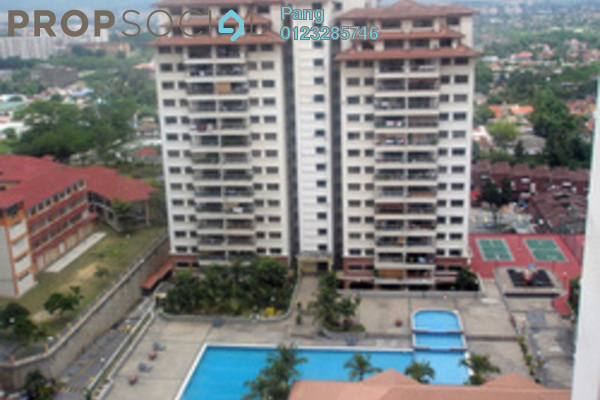 Condominium For Rent in Menara Duta 1, Dutamas Freehold Fully Furnished 1R/1B 700translationmissing:en.pricing.unit