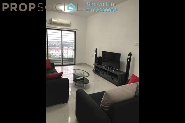 Condominium For Rent in Ivory Residence, Kajang Freehold Fully Furnished 3R/2B 1.5k