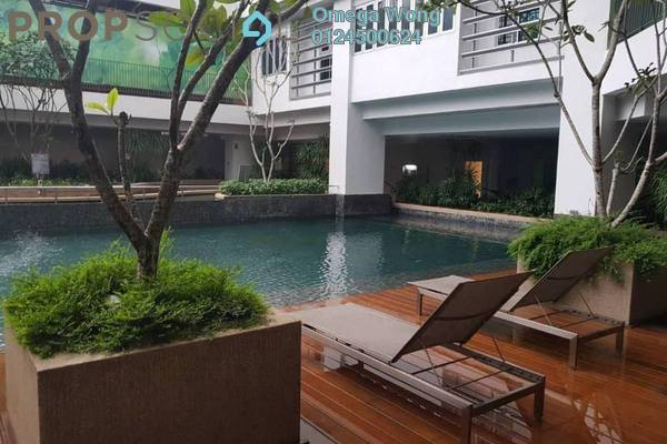 Condominium For Rent in VERVE Suites, Old Klang Road Freehold Fully Furnished 2R/2B 2.9k