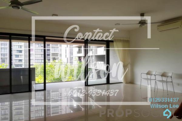 Condominium For Rent in Azelia Residence, Bandar Sri Damansara Freehold Semi Furnished 3R/4B 3.5k