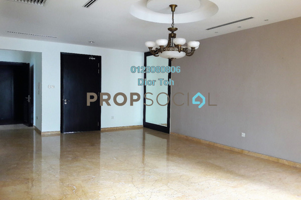 Condominium For Rent in Hijauan Kiara, Mont Kiara Freehold Semi Furnished 3R/4B 5k