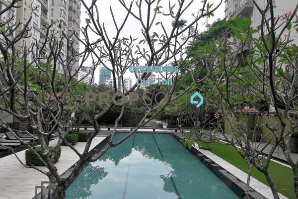 Condominium For Sale in Hijauan Kiara, Mont Kiara Freehold Semi Furnished 3R/0B 2.25m