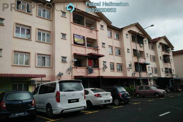 Apartment For Rent in Taman Langat Murni Apartment, Banting Freehold Unfurnished 3R/2B 750translationmissing:en.pricing.unit