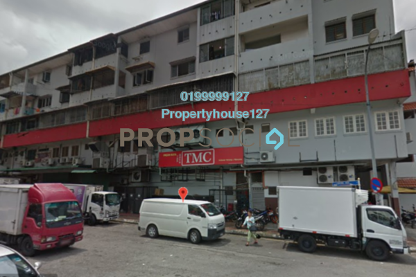 Office For Rent in Lucky Garden, Bangsar Freehold Unfurnished 0R/0B 2.8k