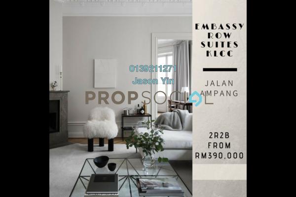 SoHo/Studio For Sale in 3rdNvenue, Ampang Hilir Leasehold Unfurnished 2R/2B 390k