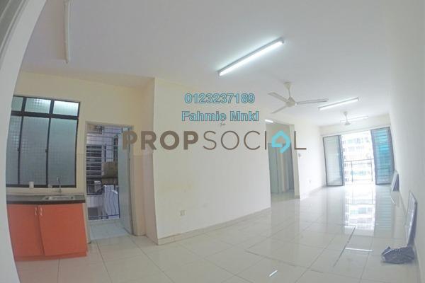 Condominium For Rent in One Damansara, Damansara Damai Freehold semi_furnished 3R/2B 1.2k