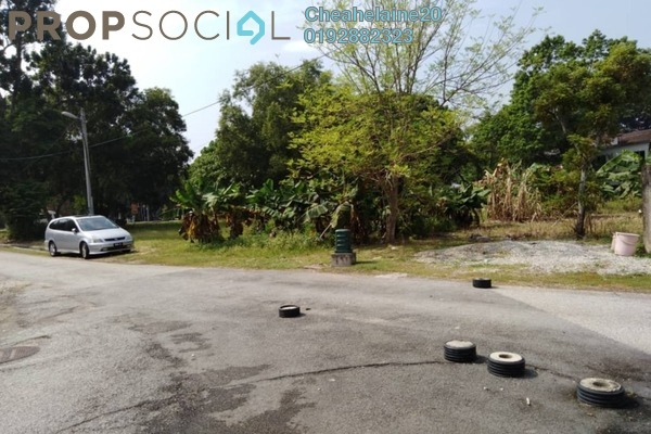 For Sale Land at Taman Tasik Titiwangsa, Titiwangsa Freehold Unfurnished 1R/1B 16.8m