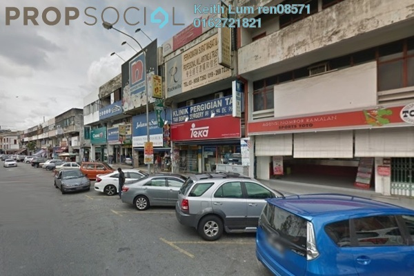 For Sale Shop at Bandar Baru Sri Petaling, Sri Petaling Freehold Semi Furnished 3R/3B 2.5m