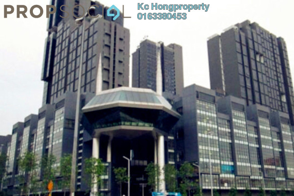 Serviced Residence For Rent in Icon City, Petaling Jaya Freehold Semi Furnished 3R/2B 2.1k
