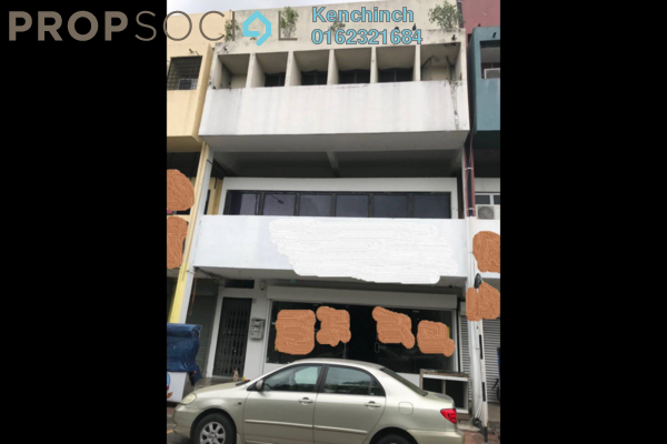 Shop For Rent in The Residence, TTDI Freehold Unfurnished 0R/1B 7.8k