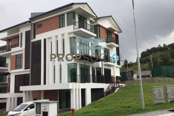 Semi-Detached For Rent in Cassia @ Garden Residence, Cyberjaya Freehold Semi Furnished 6R/7B 3.6k