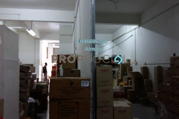 Shop For Rent in Klang Sentral Commercial Centre, Meru Freehold Unfurnished 2R/1B 1.6k
