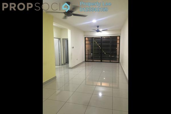 Condominium For Rent in Prima Setapak I, Setapak Freehold Unfurnished 3R/2B 1.2k
