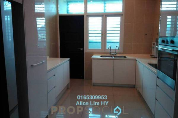 Condominium For Sale in Fettes Residences, Tanjung Tokong Freehold Fully Furnished 3R/2B 1.39m