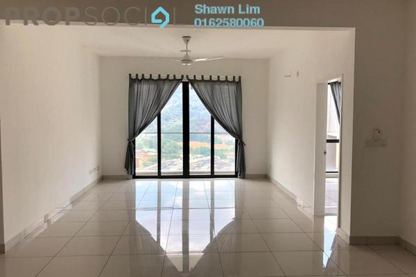 Condominium For Rent in You Residences @ You City, Batu 9 Cheras Freehold Semi Furnished 3R/2B 1.5k