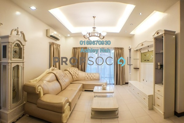 Semi-Detached For Rent in Setia Eco Park, Setia Alam Freehold Semi Furnished 5R/5B 4.5k