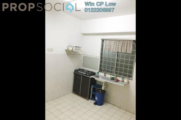 Apartment For Rent in Sri Ria Apartment, Kajang Freehold Semi Furnished 3R/2B 800translationmissing:en.pricing.unit