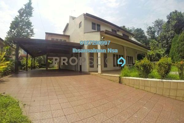 Bungalow For Sale in Taman Sri Ukay, Ukay Freehold Semi Furnished 6R/4B 2.5m
