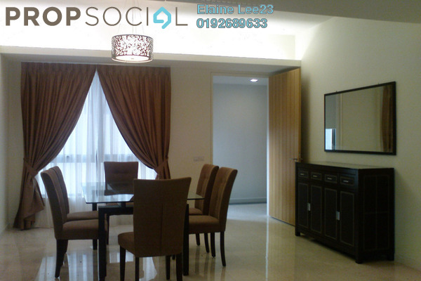 Condominium For Rent in 2 Hampshire, KLCC Freehold Fully Furnished 3R/3B 7k