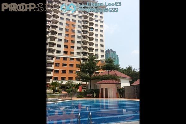 Condominium For Rent in Avilla, Bandar Puchong Jaya Freehold Semi Furnished 3R/2B 1.3k