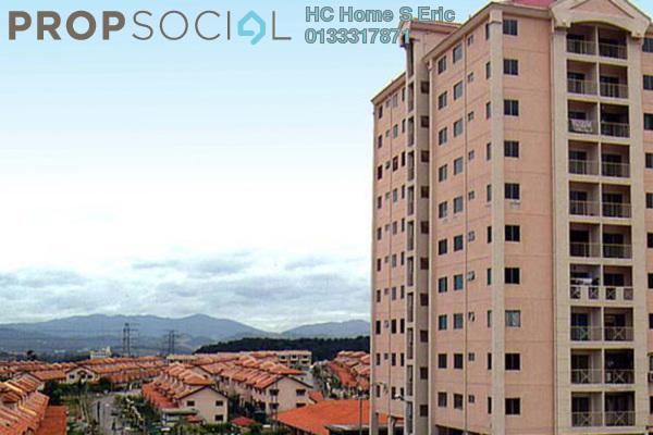 Apartment For Sale in Mount Karunmas, Balakong Freehold Unfurnished 3R/2B 250k