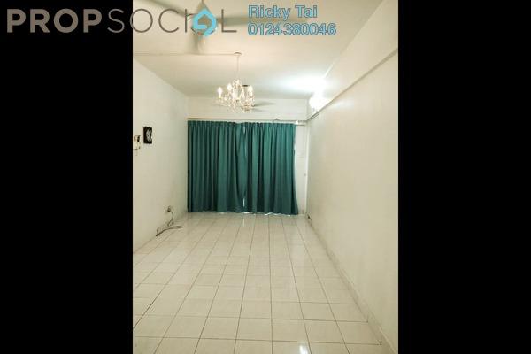 Condominium For Sale in Vista Millennium, Puchong Freehold Semi Furnished 3R/2B 260k