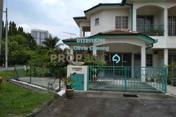 Terrace For Sale in Taman Puchong Prima, Puchong Freehold Unfurnished 4R/3B 1.28m