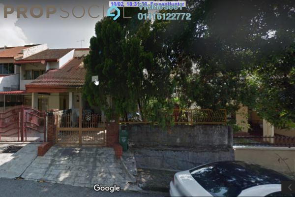 Terrace For Sale in Taman Sri Bahtera, Cheras Freehold Unfurnished 5R/3B 795k