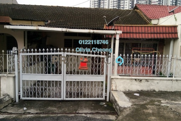 Terrace For Sale in Taman Tan Yew Lai, Old Klang Road Freehold Unfurnished 3R/2B 530k