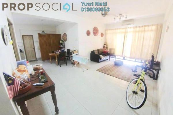 Condominium For Sale in Pelangi Astana, Bandar Utama Leasehold Unfurnished 3R/2B 430k