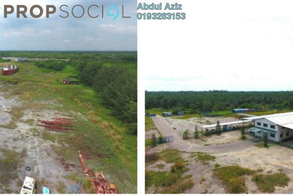 Land For Sale in Telok Mengkuang, Telok Panglima Garang Leasehold unfurnished 0R/0B 34.8m
