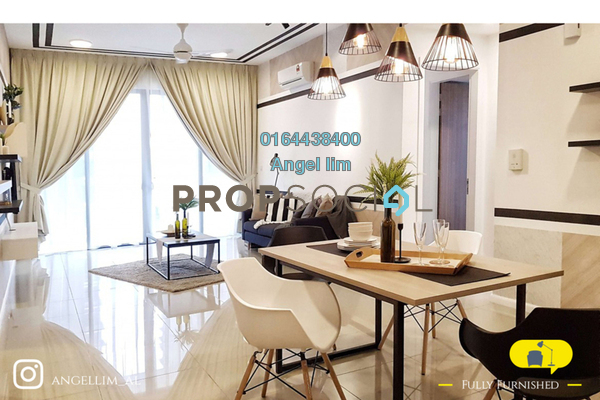 Condominium For Rent in Anjali @ North Kiara, Segambut Freehold Fully Furnished 4R/3B 4.8k