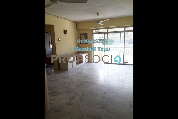 Apartment For Sale in Intan Apartment, Setiawangsa Freehold Semi Furnished 3R/2B 350k