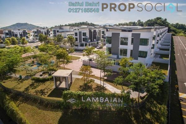 Semi-Detached For Sale in Lambaian Residence, Bangi Freehold Unfurnished 5R/6B 1.3m