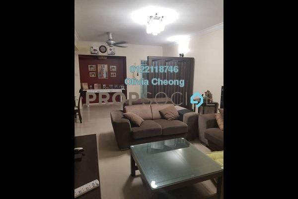 Condominium For Sale in Sri Jati II, Old Klang Road Freehold Semi Furnished 3R/2B 490k