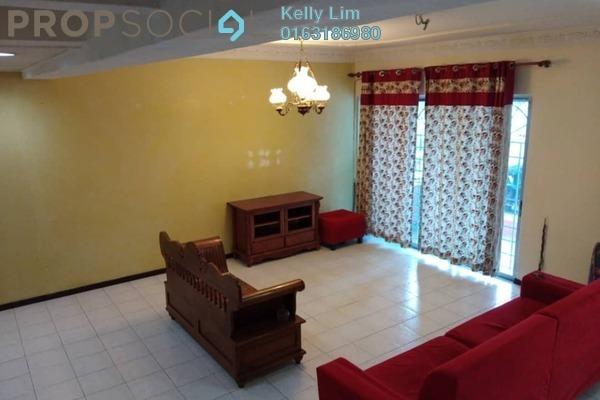 Terrace For Sale in Bandar Damai Perdana, Cheras South Freehold Fully Furnished 4R/3B 580k