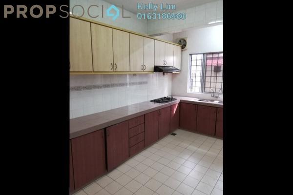 Terrace For Sale in Bandar Damai Perdana, Cheras South Freehold Unfurnished 4R/3B 615k