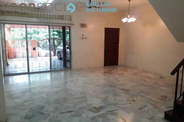 Terrace For Sale in Taman Damai Jaya, Cheras South Freehold Unfurnished 4R/4B 540k