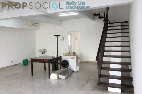 Superlink For Sale in Taman Cheras, Cheras Leasehold Semi Furnished 5R/3B 750k
