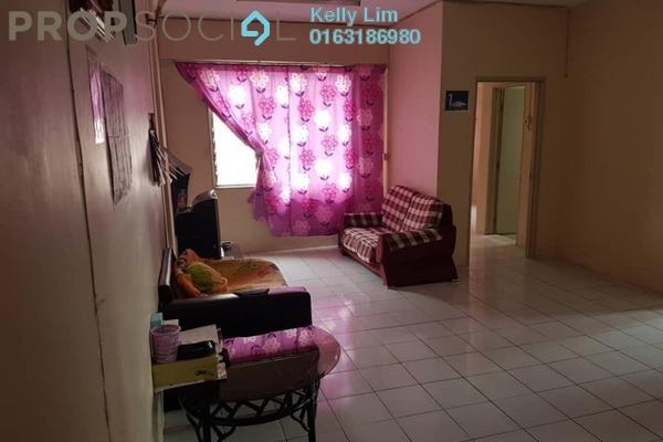 Condominium For Sale in Garden Park, Bandar Sungai Long Leasehold Unfurnished 3R/2B 235k