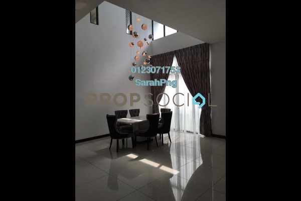 Semi-Detached For Rent in The Straits View Residences, Bandar Baru Permas Jaya Freehold Fully Furnished 5R/6B 5k