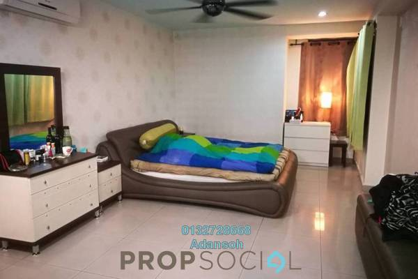 Terrace For Sale in Taman Wahyu, Jalan Ipoh Freehold Semi Furnished 4R/3B 850k