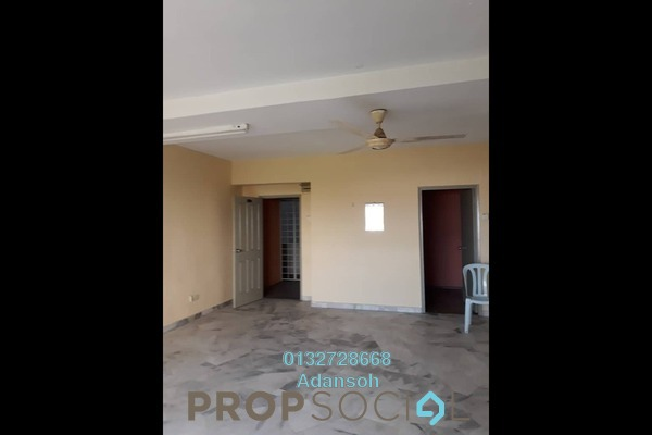 For Sale Condominium at Pelangi Indah, Jalan Ipoh Freehold Semi Furnished 3R/2B 328k