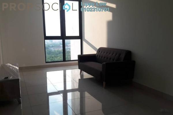 Condominium For Rent in H2O Residences, Ara Damansara Freehold Fully Furnished 2R/2B 2.5k