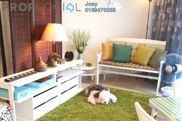 SoHo/Studio For Sale in PJ5 SOHO, Kelana Jaya Freehold Fully Furnished 1R/1B 320k